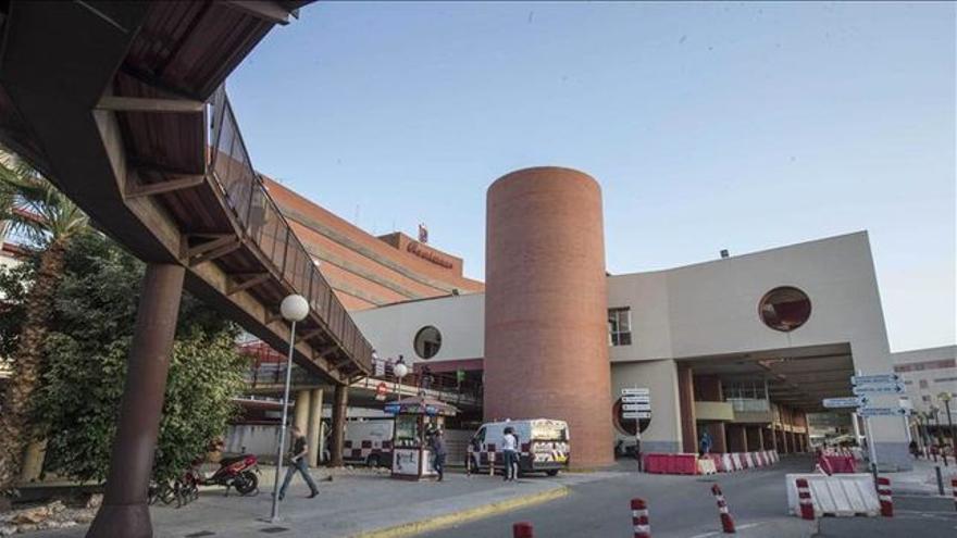 Hospital Universitario Virgen de la Arrixaca, Murcia