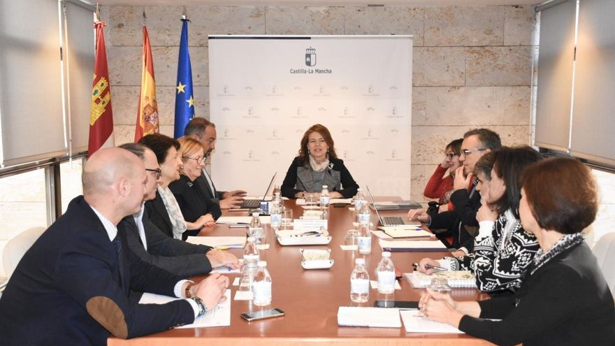 Reunión para la creación del Observatorio de Servicios Sociales y Dependencia