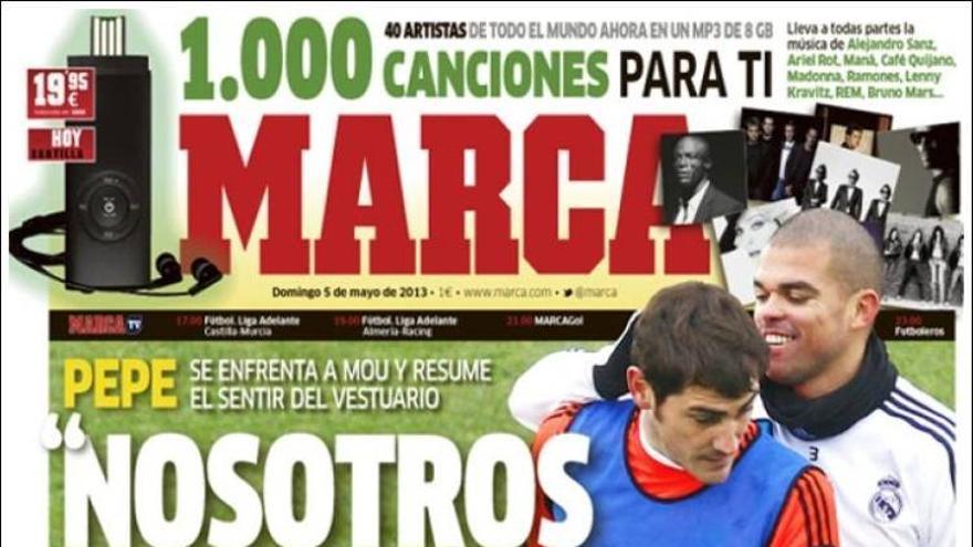 Las portadas del día (5-05-2012) #13
