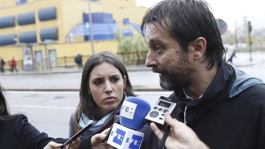 Podemos critica opacidad y falta de información durante el motín del CIE Madrid