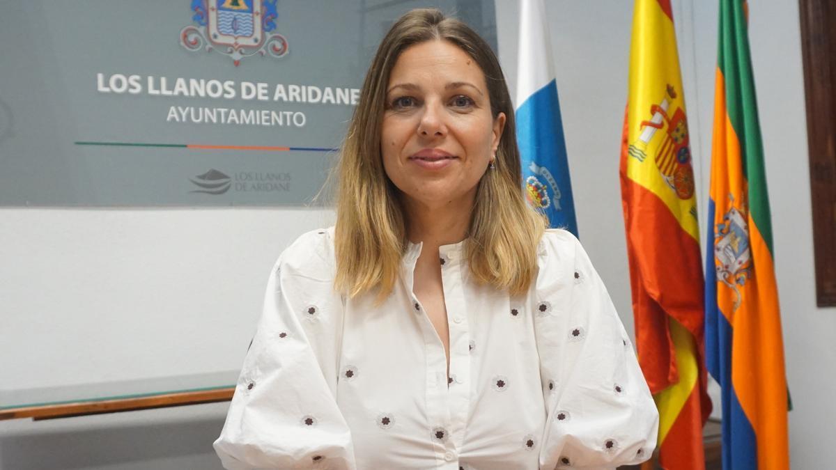 Inmaculada Fernández.