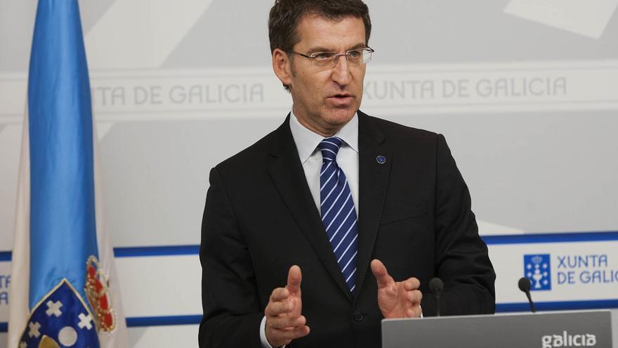 """Feijóo avisa a un concejal del PP en A Lama (Pontevedra) que es """"absolutamente incompatible"""" ser edil y vivir en México"""