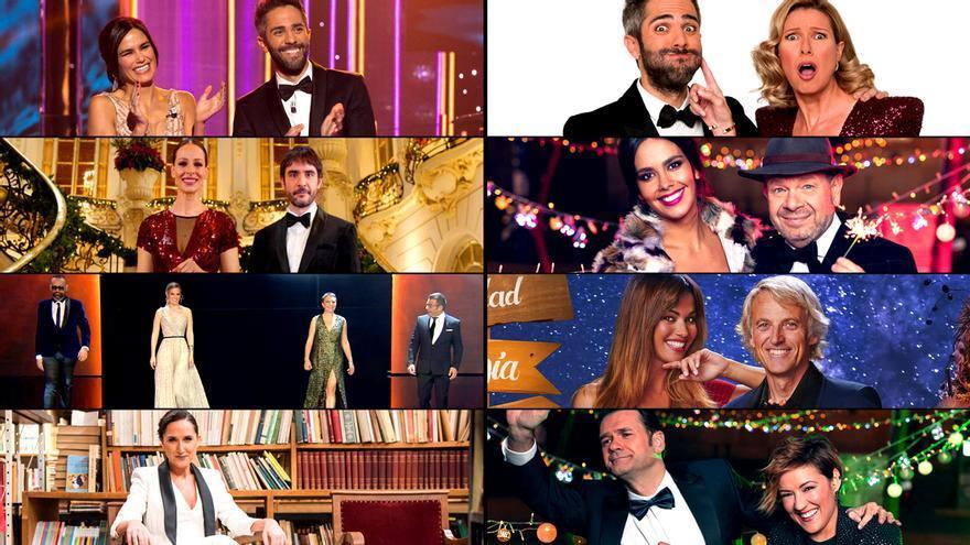 Nochevieja 2018 en TV