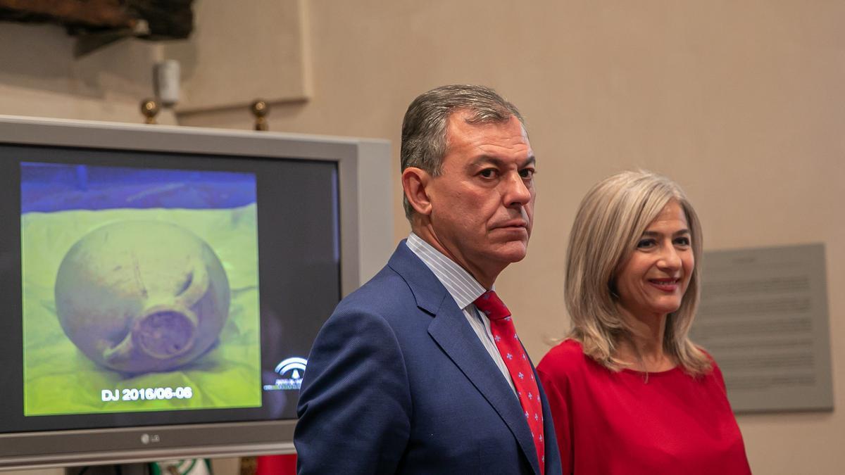 José Luis Sanz y Patricia del Pozo, dos de los principales nombres que suenan como candidatos.