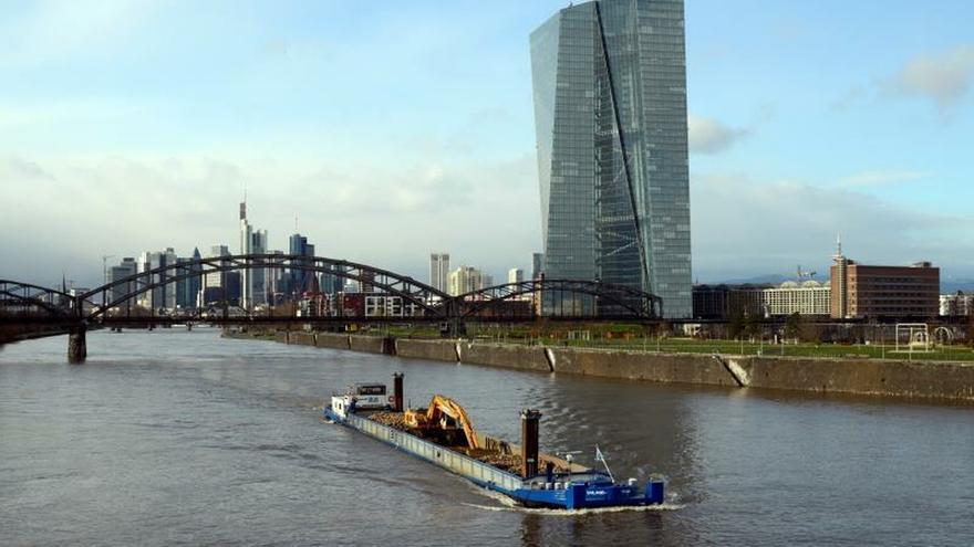 El BCE identifica 7 bancos significativos en Alemania involucrados en fraude fiscal