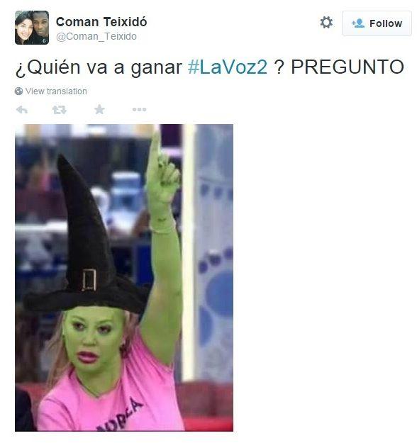 Belén Esteban ficha como coach de La Voz tras ganar el rosco de Pasapalabra Belen4