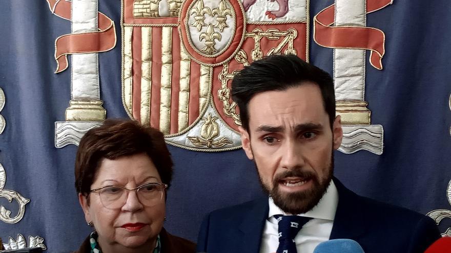 El secretario de Estado de Seguridad, Rafael Pérez.