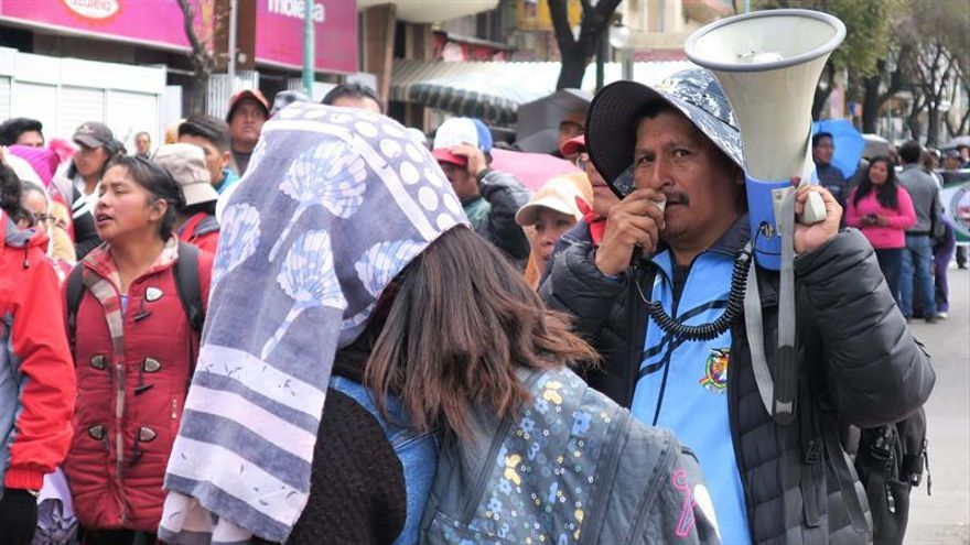 Gobierno y universidad abren diálogo tras semanas de protestas en Bolivia