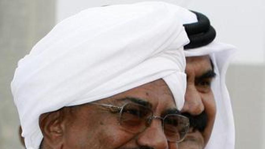 El presidente de Sudán, Omar Hasan al Bashir