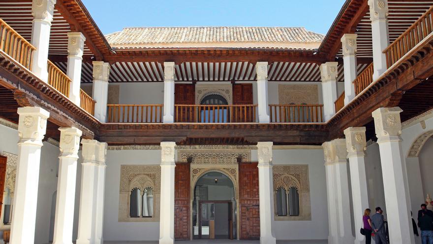 Palacio de Fuensalida. Foto: castillalamancha.es