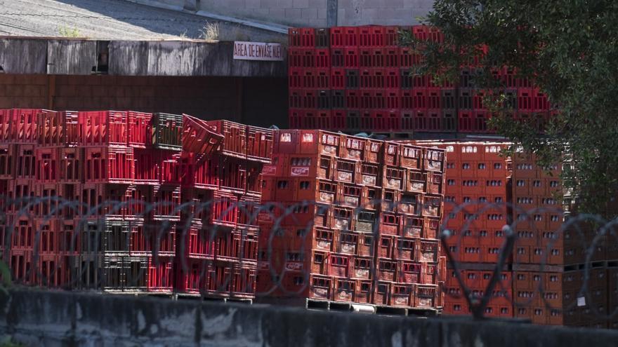 """""""Aquí la Coca Cola la vemos en todas partes, hay más Coca Cola que agua"""", dice el líder comunitario nejapense Ines Flores / © Pedro Armestre"""