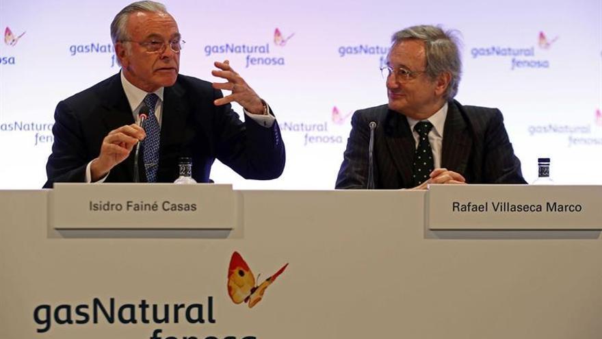 Gas Natural gana 550 millones en el primer semestre, un 14,7 % menos