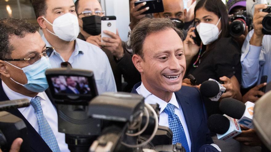 Arrestan a un ex procurador general dominicano por presunta corrupción