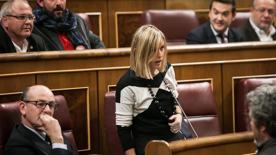 Idoia Sagastizabal adquiere la condición plena de diputada del PNV en el Congreso