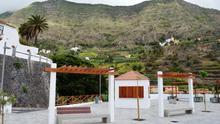 El presidente del Gobierno de Canarias inaugura mañana la Plaza del Valle Alto en Hermigua