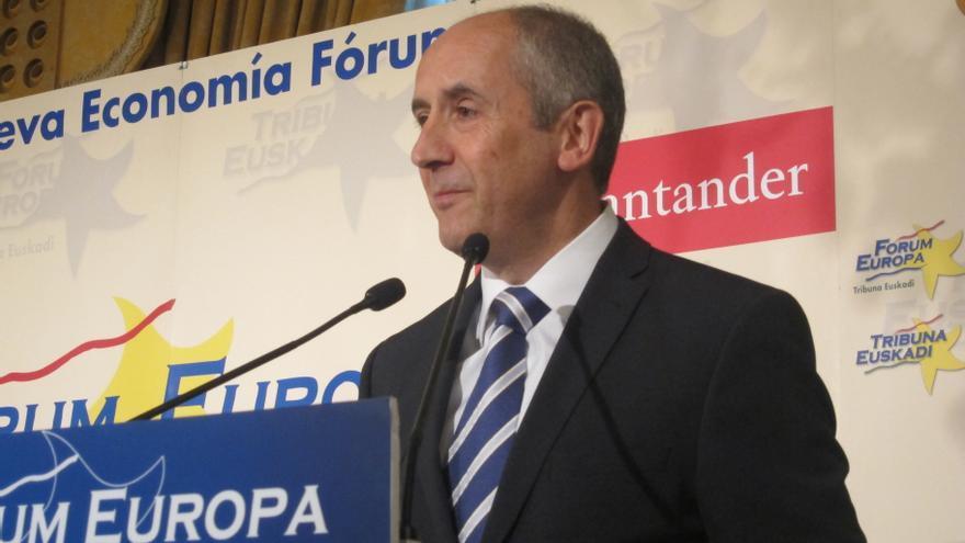 """Erkoreka cree que """"no hay motivos para demorar más tiempo"""" el debate de un nuevo Estatus Político en Euskadi"""