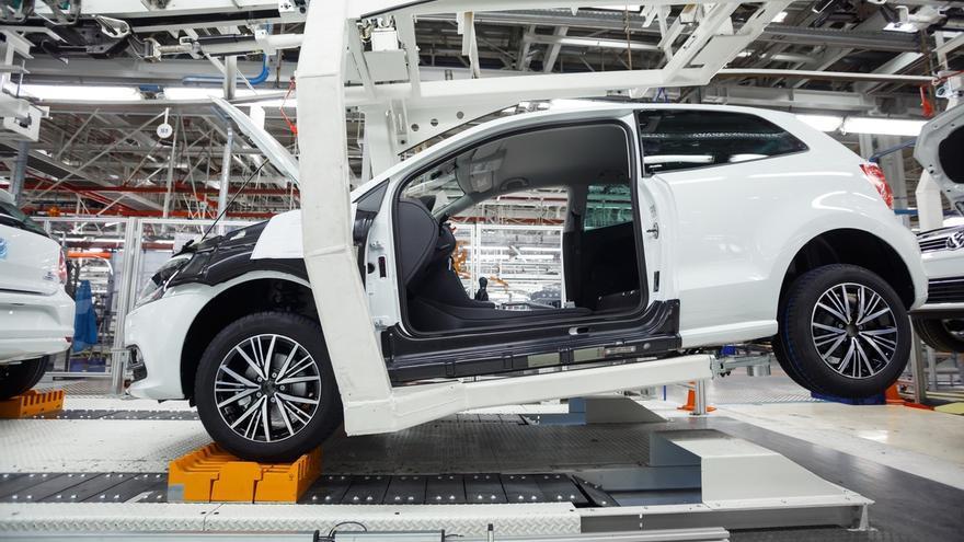 Volkswagen Navarra realiza 208 trabajos durante la parada de julio, con una inversión de 28,9 millones de euros