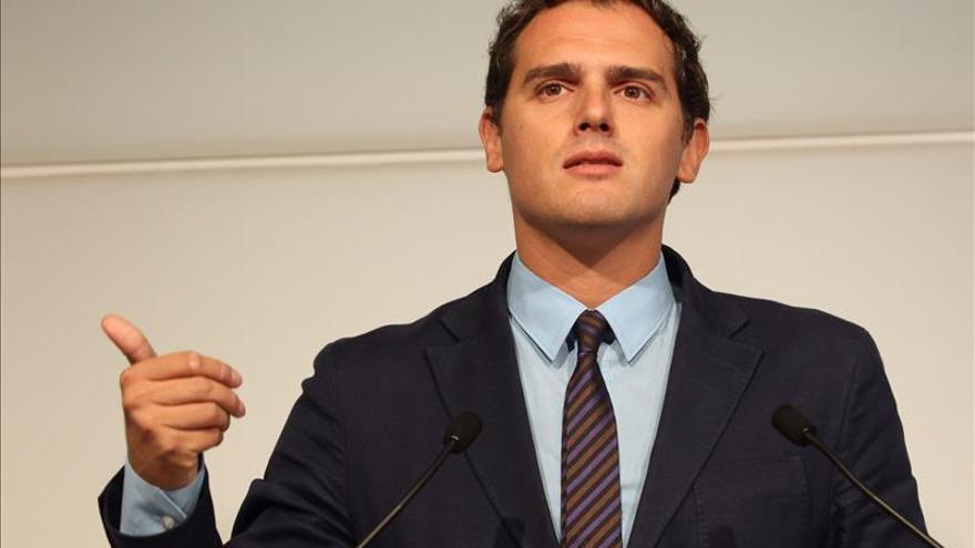 Ciutadans pide a Mas que asuma su fracaso y convoque elecciones anticipadas