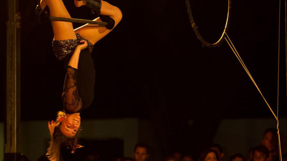 Imagen de archivo de la Feria de Teatro de Palma.