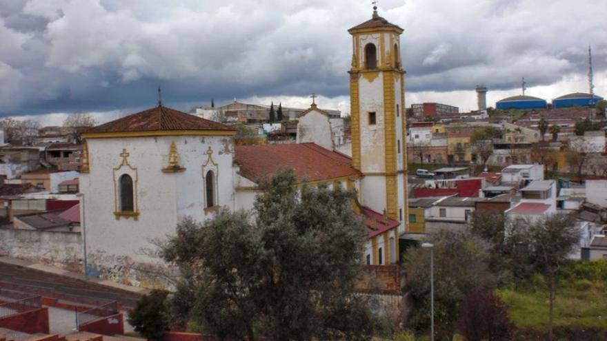 Barriada del Gurugú de Badajoz