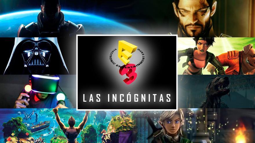 Incógnitas del E3 2014