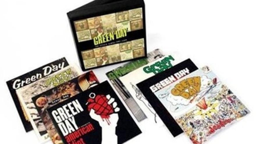 La discografía de Green Day