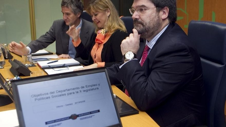 El Gobierno vasco dice que desconocía la condena de inhabilitación contra su nuevo consejero de Empleo