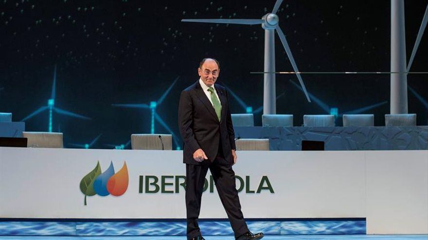 Iberdrola gana 869 millones hasta marzo, un 3,3 por ciento más