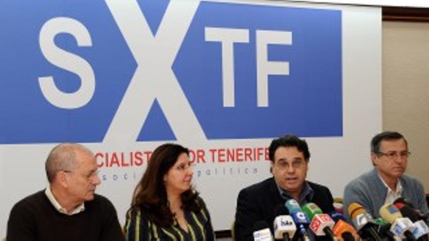 Presentación del nuevo partido. (ACFI PRESS)