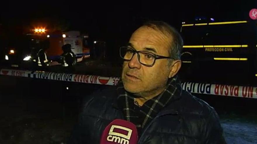 Enrique Clavero comité empresa Adif Toledo