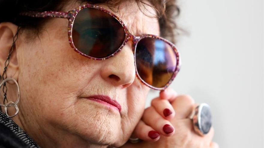 Margo Glantz: Siento que estamos pasando una época de gran misoginia