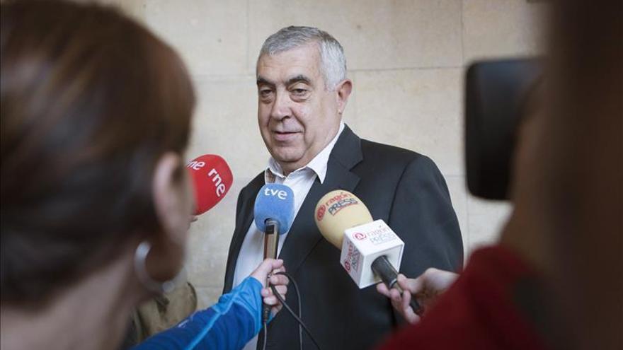 Dimite el delegado del Gobierno en Teruel por su imputación en el caso del Jamón