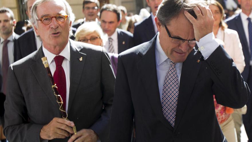 Los partidos catalanes se preparan para un posible adelanto electoral
