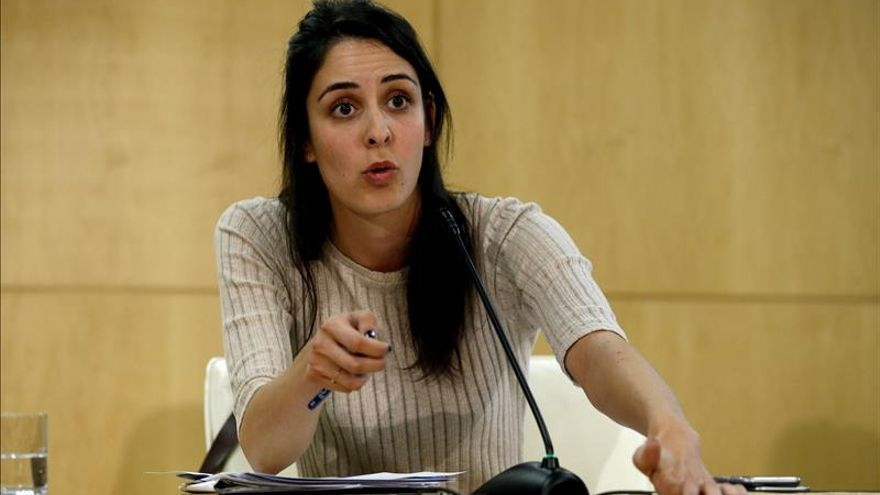 El juicio contra Rita Maestre por herir sentimientos religiosos será el 18 de febrero