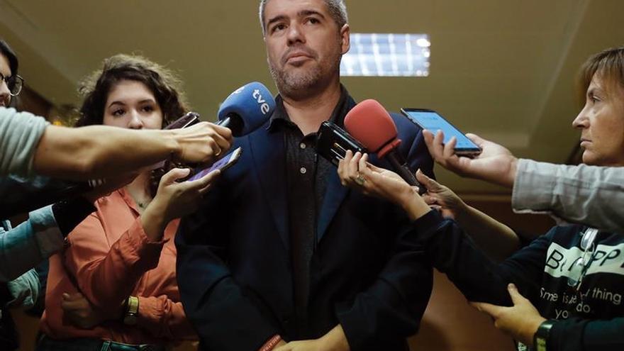 """CCOO ve """"desproporcionado y contraproducente"""" la prisión para exconsejeros"""