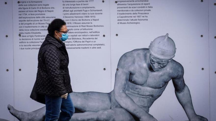 Deportistas, supermercados y vecinos: la tensión social se acumula en Italia tras tres semanas de confinamiento