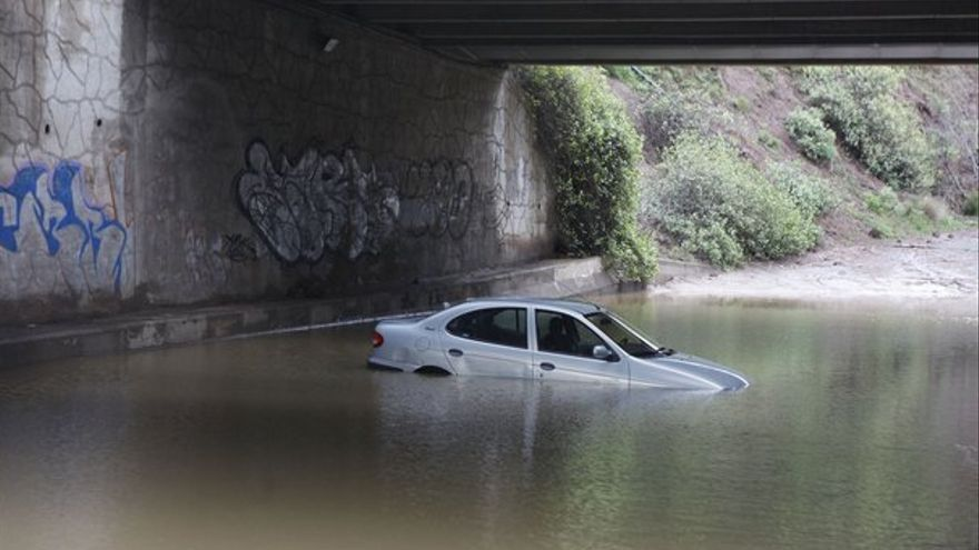 De los daños de la lluvia en LPGC (II) #7