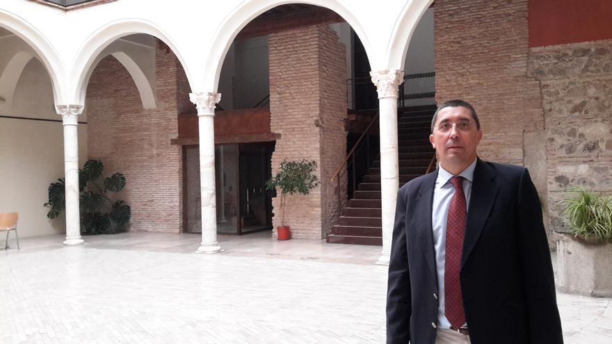 Jesús Santos, catedrático de la Universidad de Castilla-La Mancha