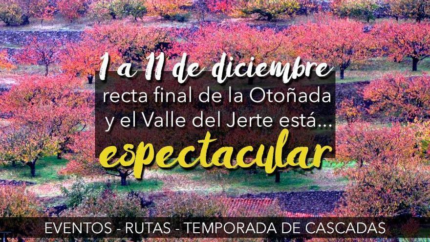 Otoñada Valle Jerte