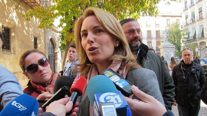 "Quiroga (PP): ""No nos queda otra que pedir perdón con contundencia cuando dentro del partido ha habido irregularidades"""