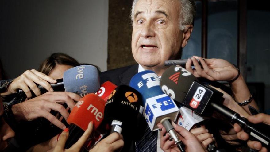 La Generalitat valenciana pide 11 años de prisión para el exconseller Blasco