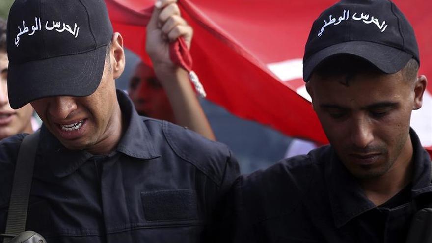 AQMI reivindica el ataque terrorista contra la Guardia Nacional tunecina