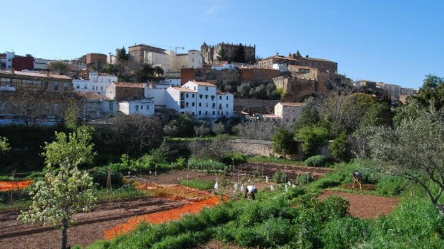 Ribera del Marco, Cáceres