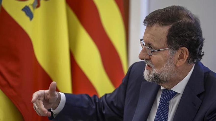 Rajoy responderá el martes en el Senado a preguntas sobre el desafío catalán