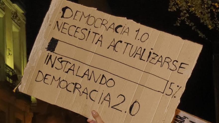 La democracia necesita actualizarse / Juventud Sin Futuro