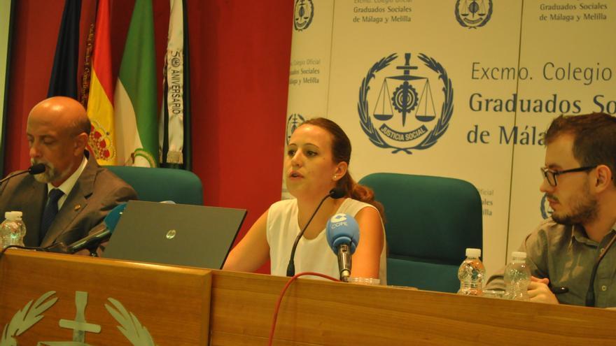 Presentación del informe del Observatorio de Emancipación de Andalucía.