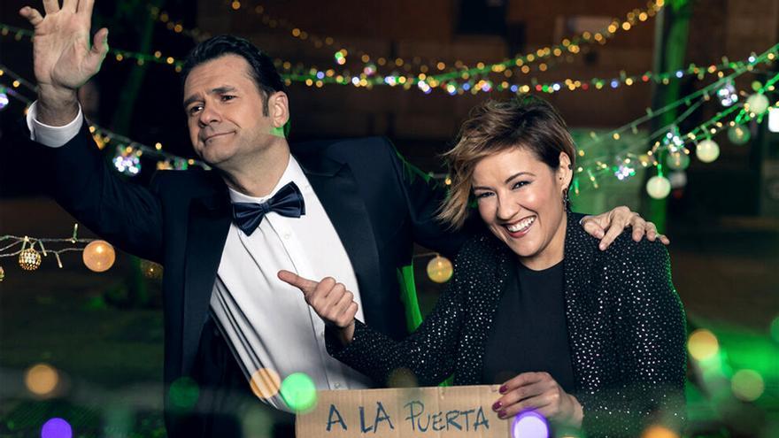 Cristina Pardo e Iñaki López en una imagen de archivo