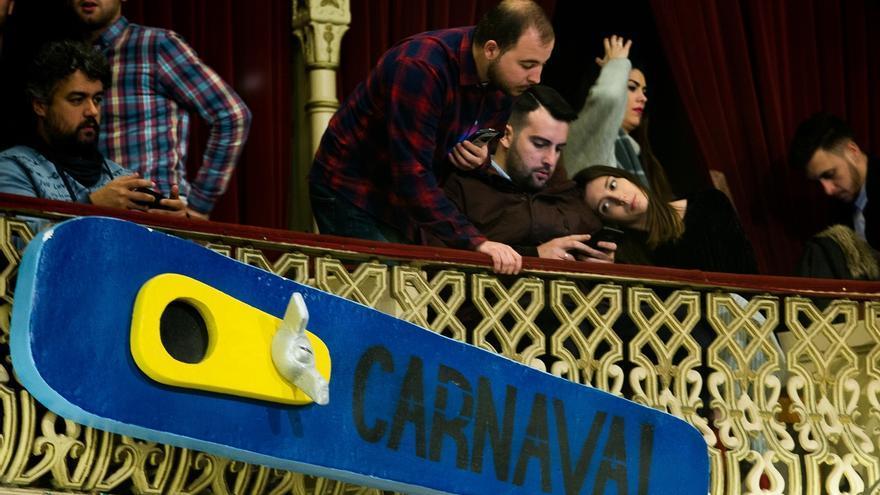 Junta declarará BIC el Carnaval de Cádiz y luchará porque se reconozca como Patrimonio Inmaterial de la Humanidad
