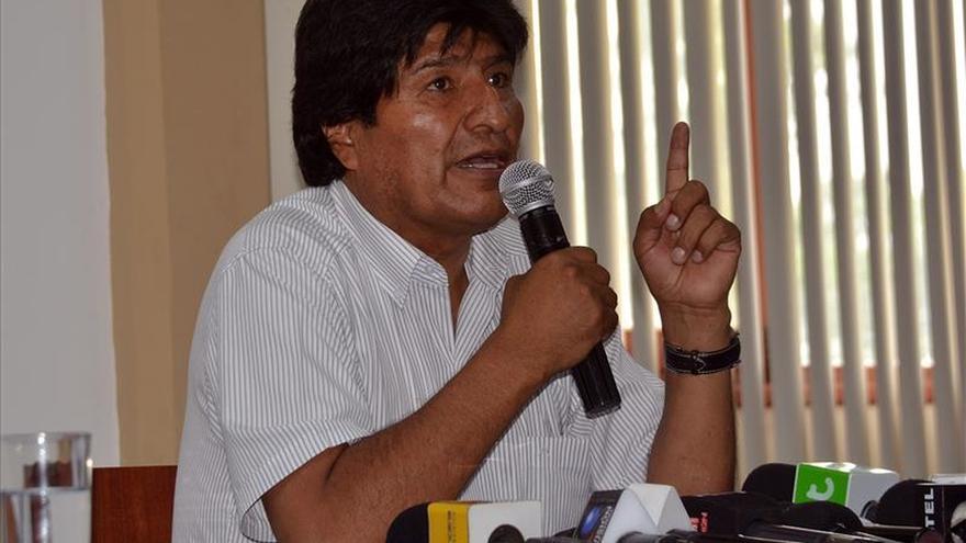 Evo Morales revela que en 2007 tuvo un hijo que falleció