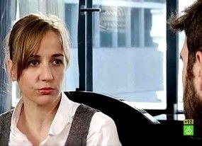 Tania Sánchez rompe su silencio en 'El Intermedio': 'Cometí un error de principiante'
